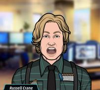 25 Russell Bostezando