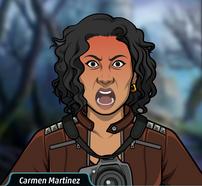 Carmen Martinez Furiosa