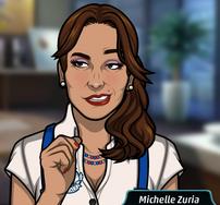 Michelle sonriente 1