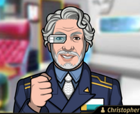 Christopher Confiado