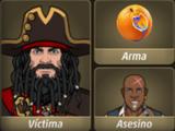Una Muerte Pirata