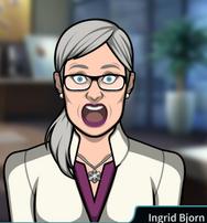 Ingrid shockeada 3