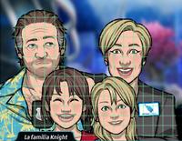 La familia Knight - Utopía virtual