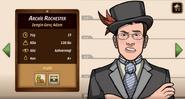 Archie Rochester 40