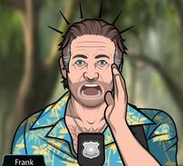 Frank Gritando