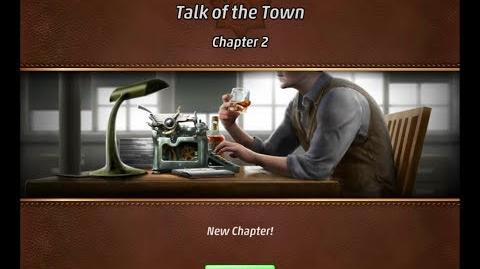 Criminal Case Mysteries of the Past Case 41 - Talk of the Town Chapter 2