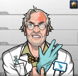 Dr Rascher en Pecado Inmortal