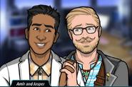 Jasper and Amir 14