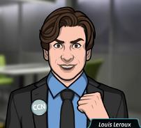 Louis en En el Barro
