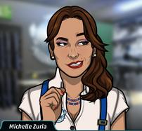 Michelle sonriente 2