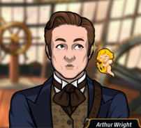 Arthur Soñando