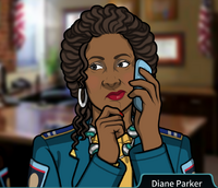Diane En el telefono1