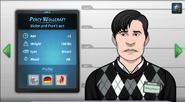 Percy Wollcraft case 30