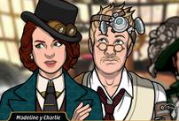 Maddie y Charlie 8