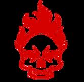 Skulls Logo-Transparente