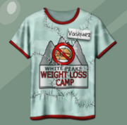 Weightlosscampshirt