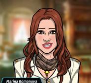 Marina Rahatsız