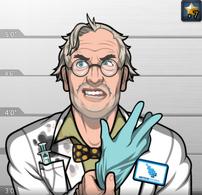 Dr Rascher en Programado para Matar