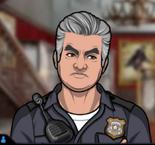Policía sin nombre