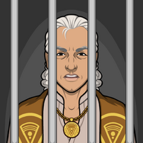 Grayson en prisión