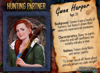Gwen Harper Teaser
