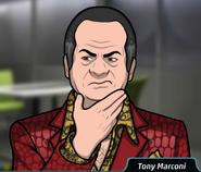 Tony en Game Over