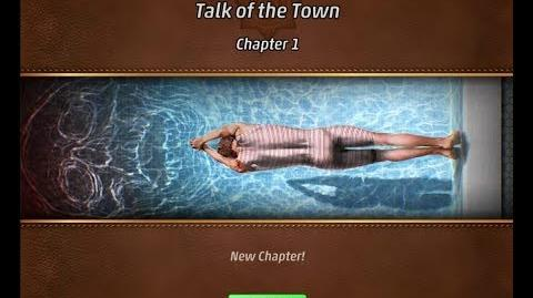 Criminal Case Mysteries of the Past Case 41 - Talk of the Town Scene 1