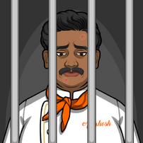 Anuj en prisión