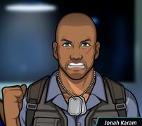 Jonah enojado 2