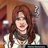 Marina herida 1