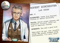 Descripción de Rupert Winchester