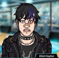 Elliot herido 5