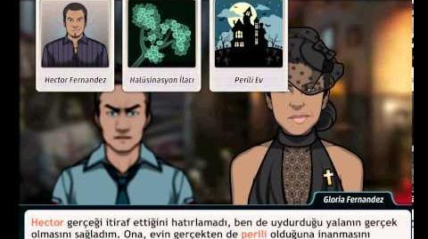 Criminal Case - Vaka 28 - Elm Köşkü'nün Laneti - Katili Tutukla