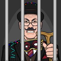 Archibald en Prisión