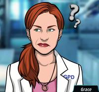 Grace Preguntandose
