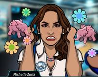 Michelle drogada 2