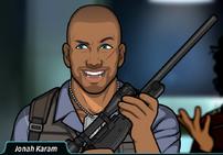 Jonah Karam, asesino de Omar