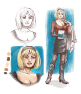 Martine(sketch)