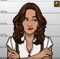 Michelle en Crimen en Cangurolandia