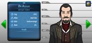 Dr Aculus Yalancı Şüpheli