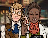 Evie y Viola 3