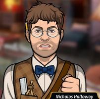 Nicholas en Un Plan Mal Ejecutado