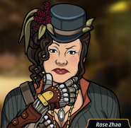 Rose - Case 190-3