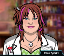 Roxie Sparks - Pacific Bay