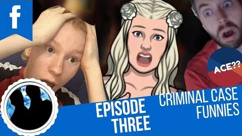 Criminal Case Funnies Episode 3 (Cases 16, 17 and 18) Ft. Pitchingace88