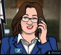Denise en Desastre Inminente
