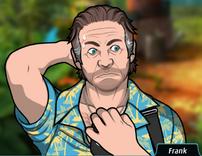 Frank Transpirando 1