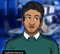 Gabriel fantaseando
