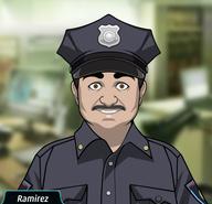 7 Eduardo Ramírez - Oficial (Anteriormente)