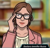 Doctora Jennifer Russo